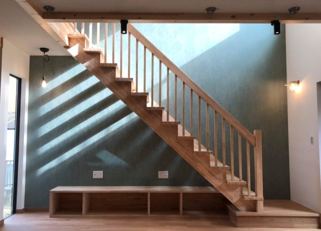 フルオーダー階段の家🏠お引渡し