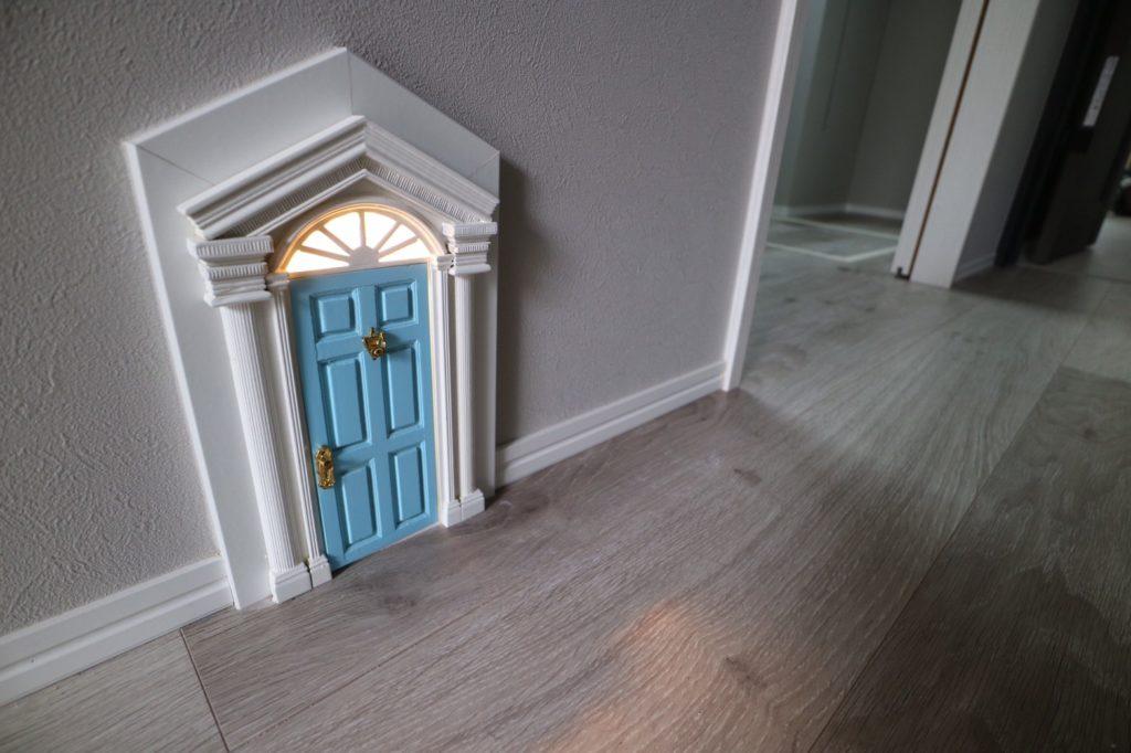 小人の家 🚪🧚♀✨